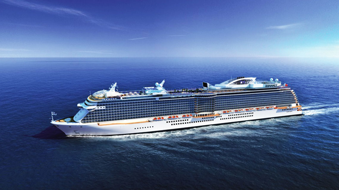 Princess Cruises Getting New Ship In 2020 Travel Weekly