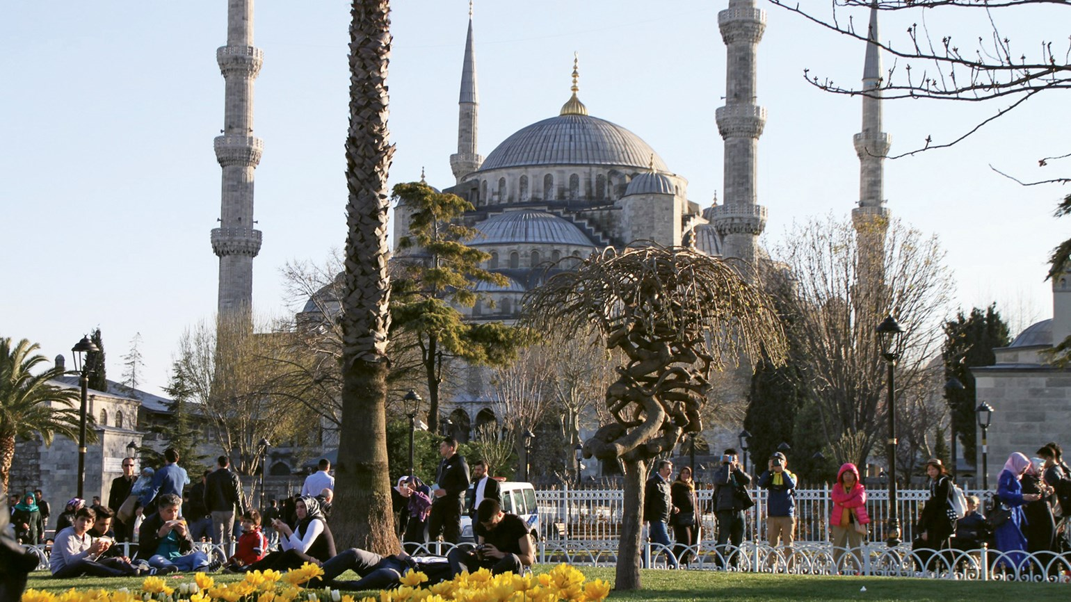 Turkey faces tourism challenges after attacks