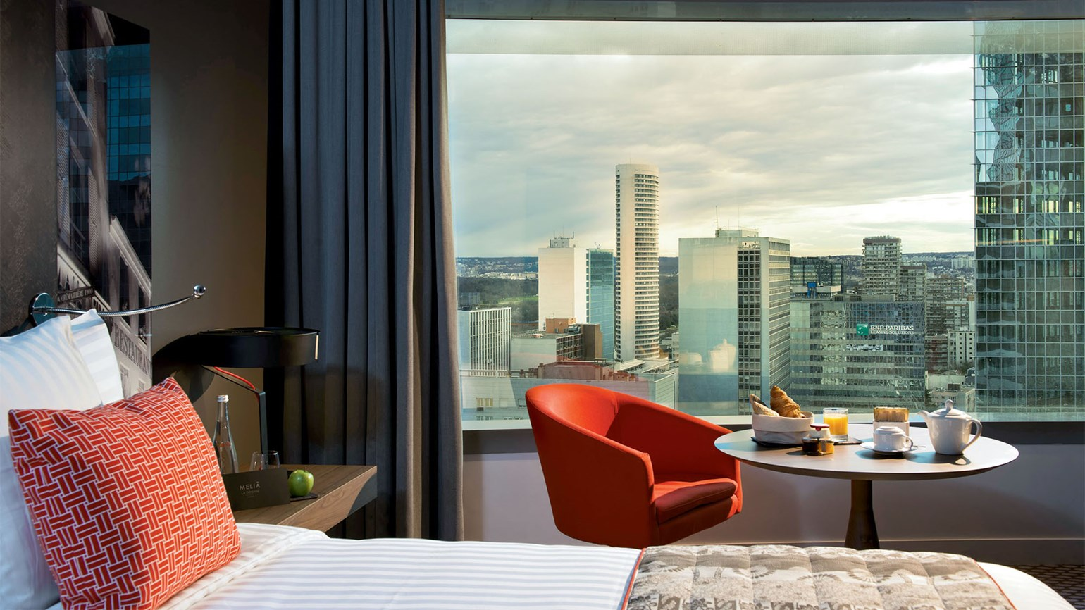 Paris goes modern with the Melia