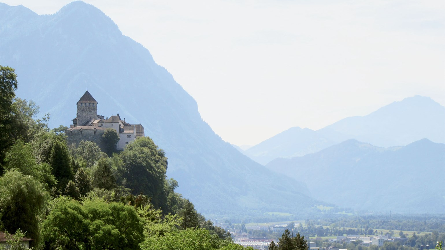 Vaduz is a small treasure to explore