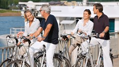Uniworld and Butterfield add more biking river cruises