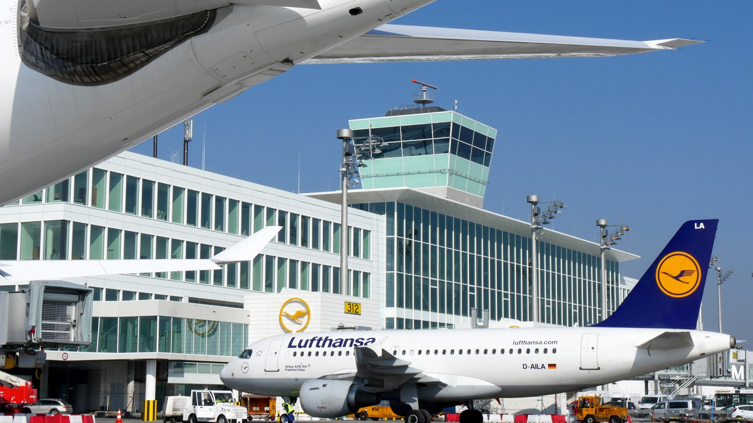 Lufthansa satellite terminal opens in Munich