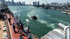 Fathom's historic cruise sets sail for Cuba