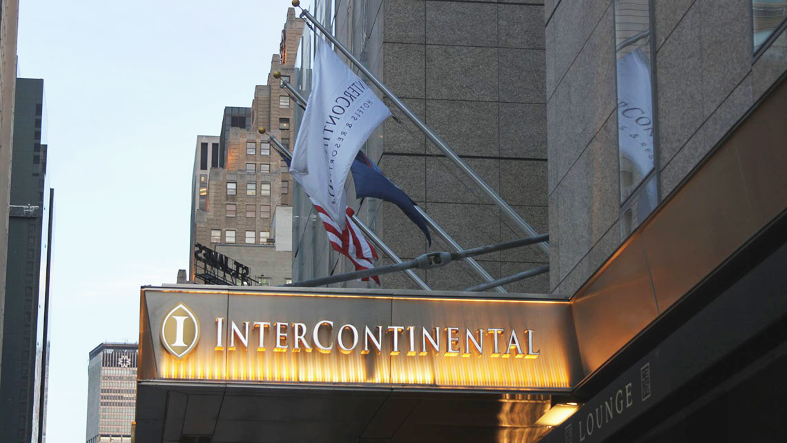 IHG: Modest U.S. growth hampers Q3 gains