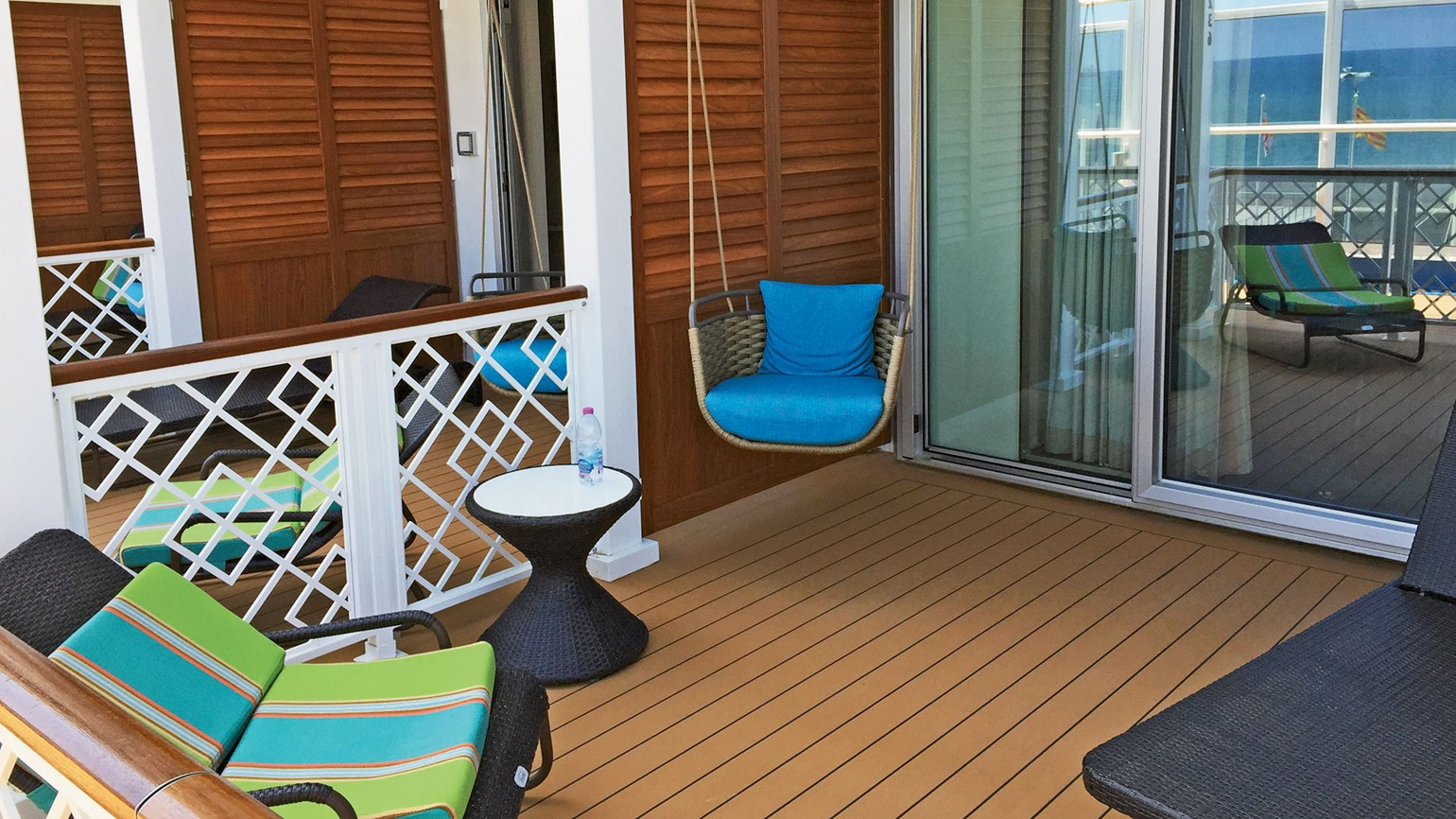Carnival Vista Wears Its Innovations Well Travel Weekly