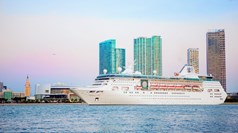Empress of the Seas back in service