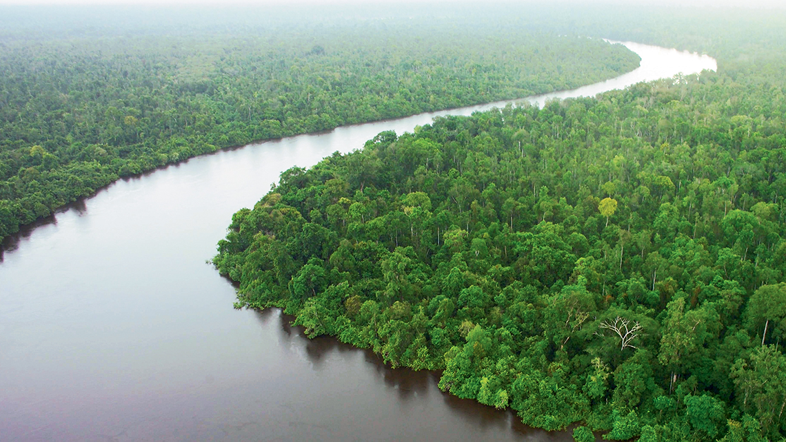 Pandaw River Expeditions has introduced an itinerary on the Kapuas River System in western Kalimantan, the Indonesian part of the island of Borneo.