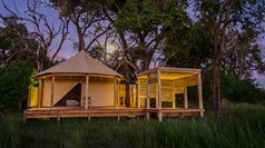Two camps reopen in Botswana's Okavango Delta