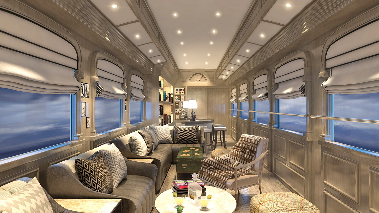 Belmond to offer sleeper-train tour in Peru