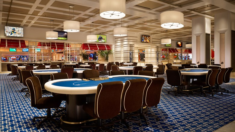 Encore S New Room Includes A Sports Betting Window And Menu From Select Hotel Restaurants