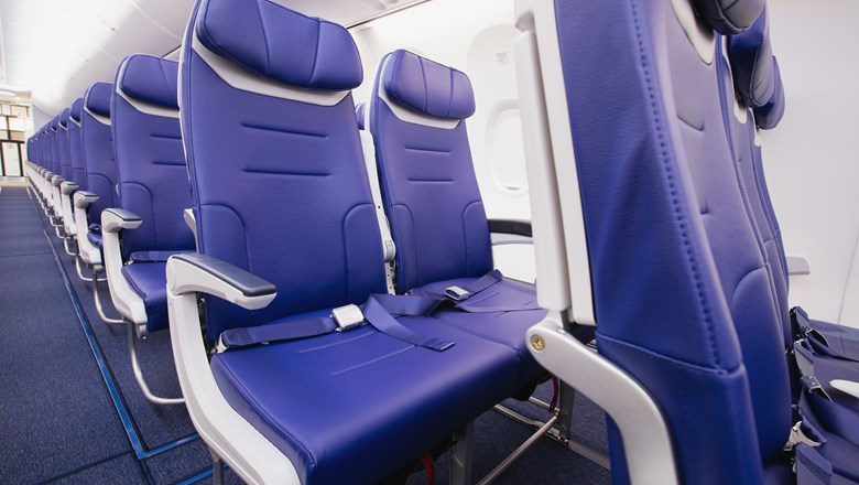 Southwest plans to install new seats on 28 jets by the end of the year.