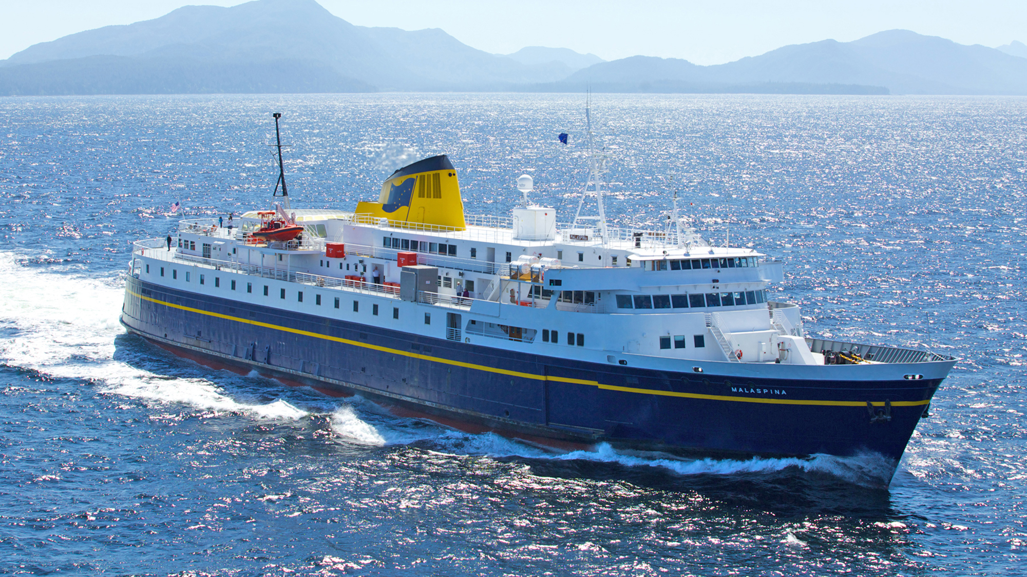 Marine Highway How Alaskans Travel Travel Weekly