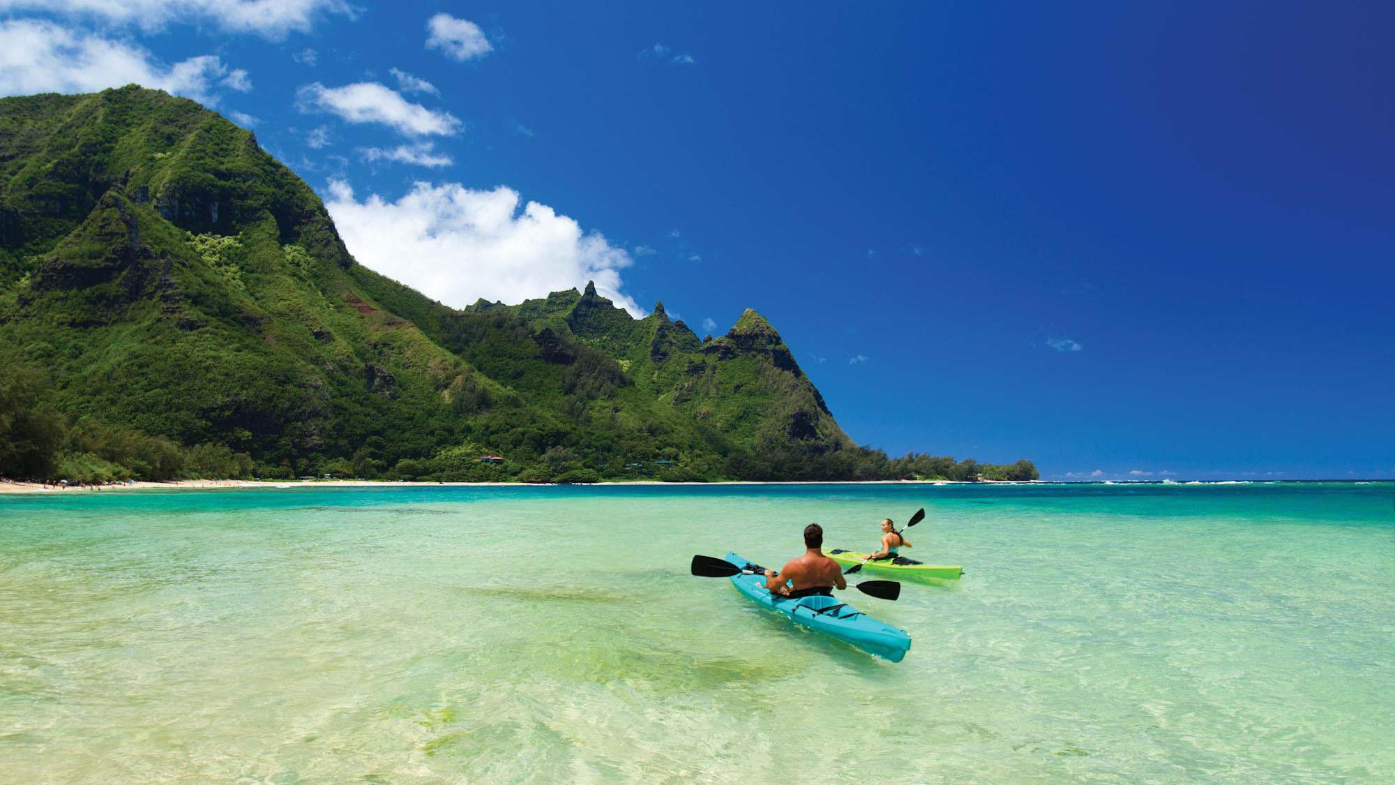 Flora, fundamentals on Kauai kayak tour: Travel Weekly