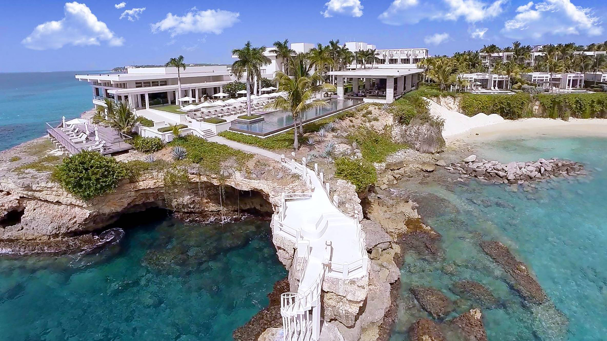 Square Kitchen Island Four Seasons To Operate Anguilla Resort Travel Weekly