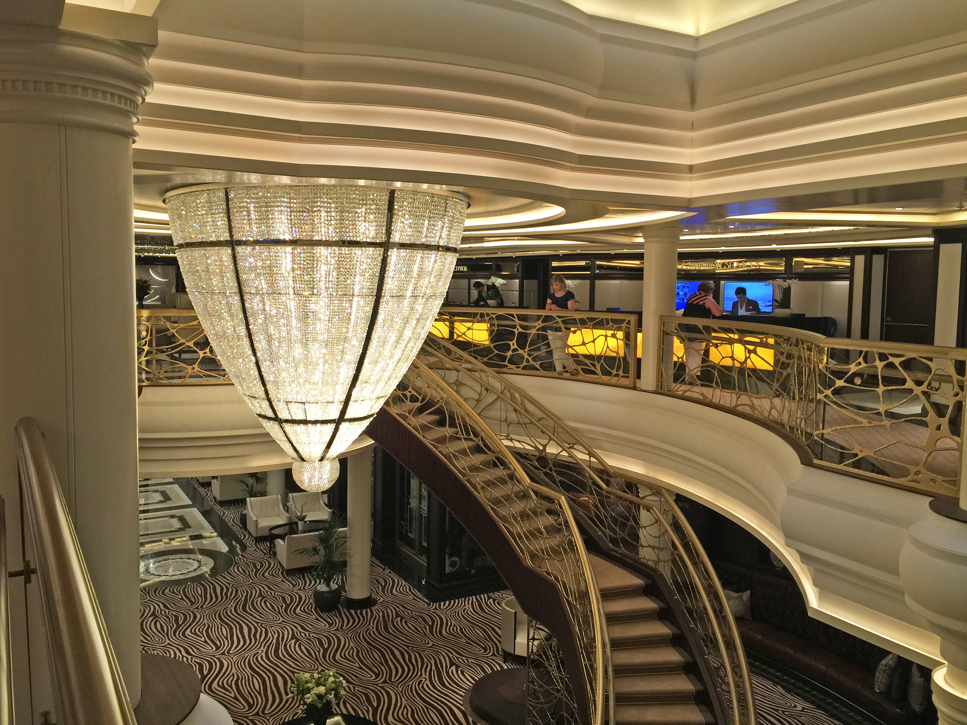 Regent S Seven Seas Explorer Celebrates Inaugural Cruise With Block Party Travel Weekly