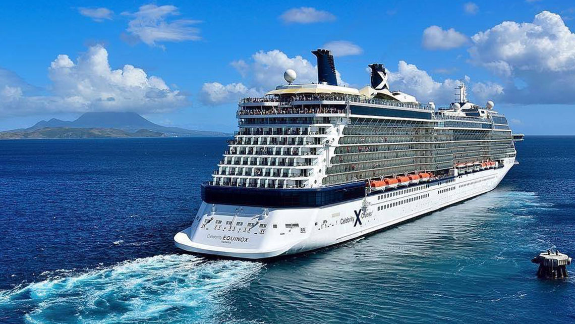 7-Night Celebrity Equinox Roundtrip Ft. Lauderdale Sailing ...