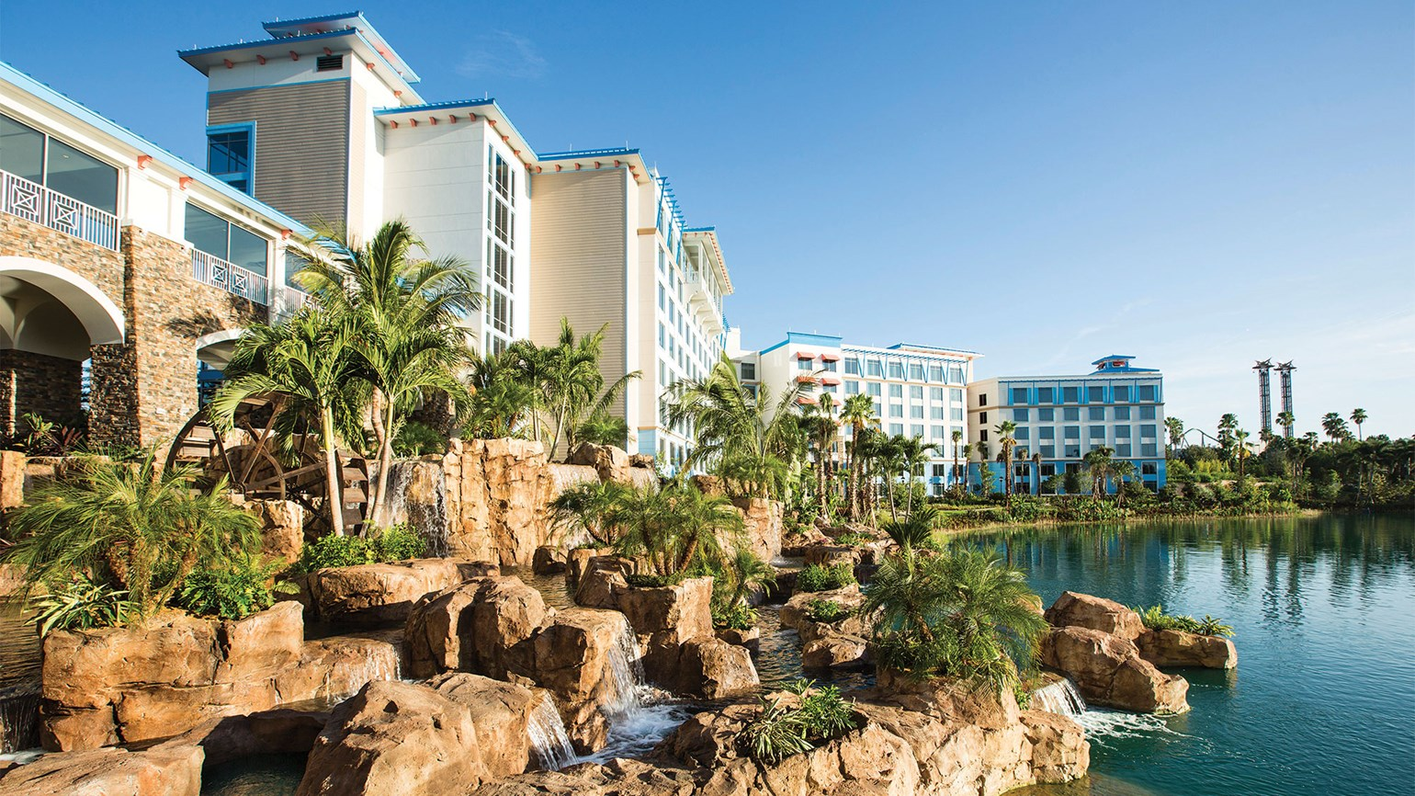 Sapphire Falls Resort Opens At Universal Orlando Travel