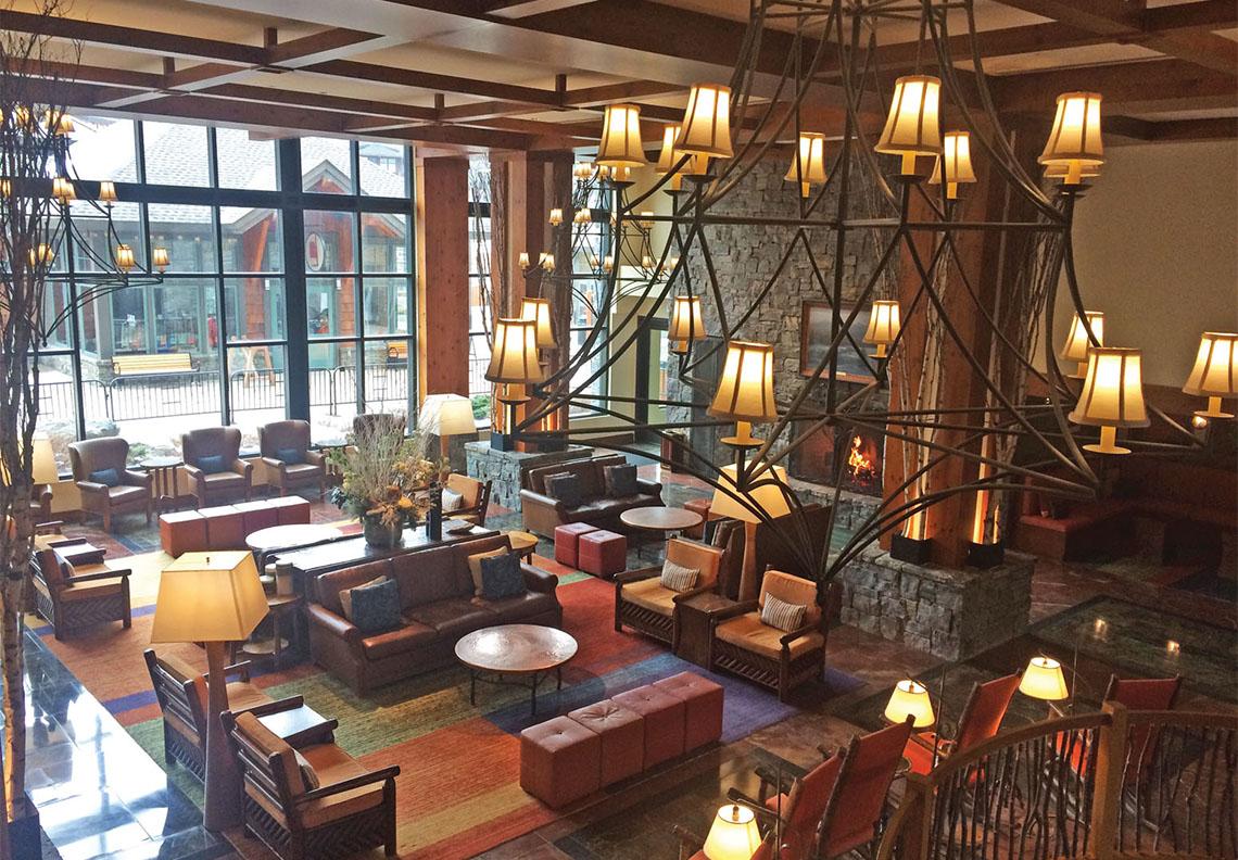 Stowe Mountain Lodge Restaurants Best