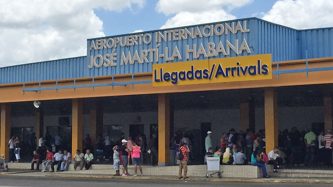 Havana airport reopens, enabling Americans to reach Cuba