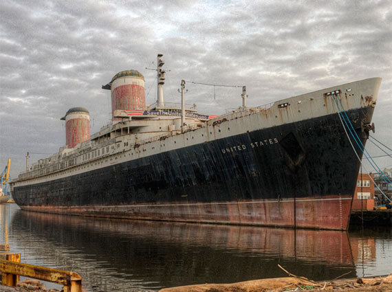 Photo Credit: SS United States Conservancy
