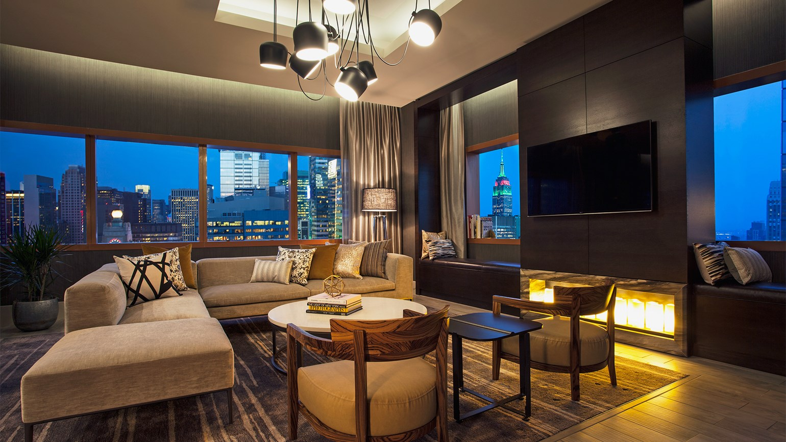 Westin new york at times square completes renovation for Best boutique hotels nyc 2016