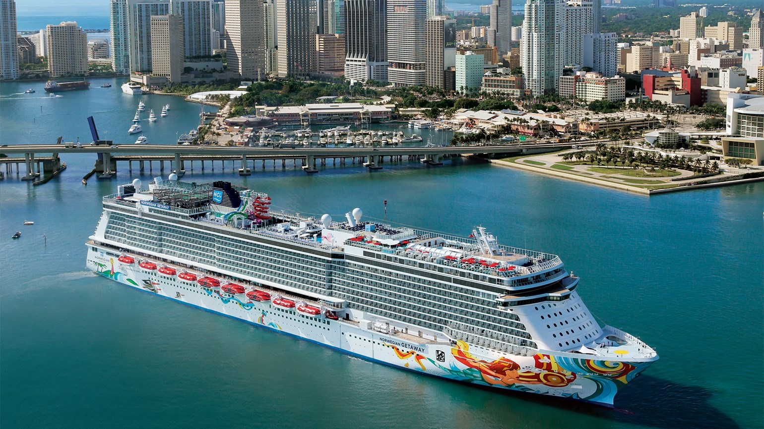 Norwegian Cruise Line Disappointed In Caribbean Returns Travel Weekly - Getaway cruise ship