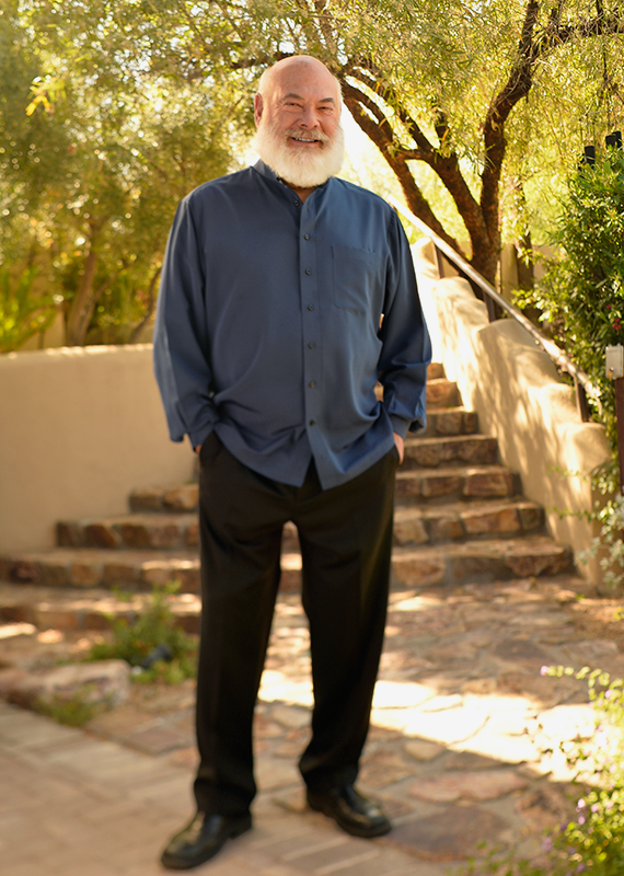 Andrew Weil will sail on a different Seabourn ship each year.