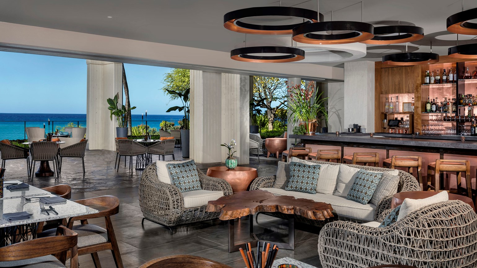 Travel weekly hawaii travel news and feature articles for Hotel design kea