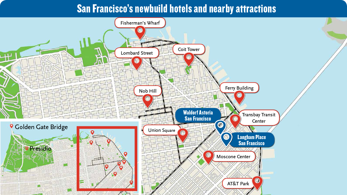 This Used To Be A Neighborhood Where 10 12 Story Building Stuck Out Like Sore Thumb Said San Francisco Based Hotel Consultant Rick Swig