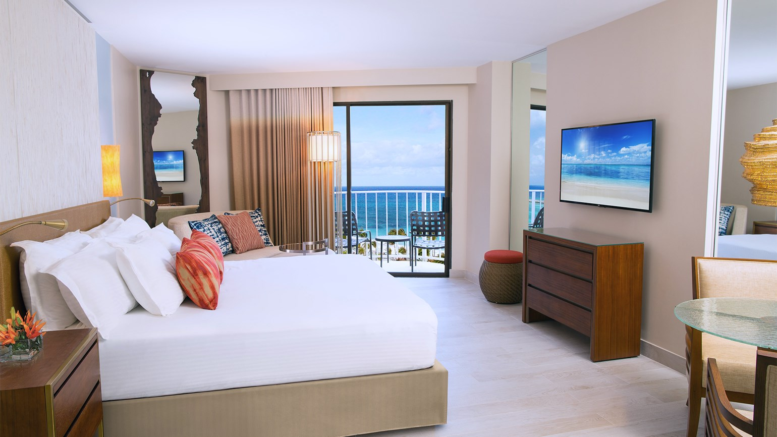 Coral Towers Atlantis New Rooms