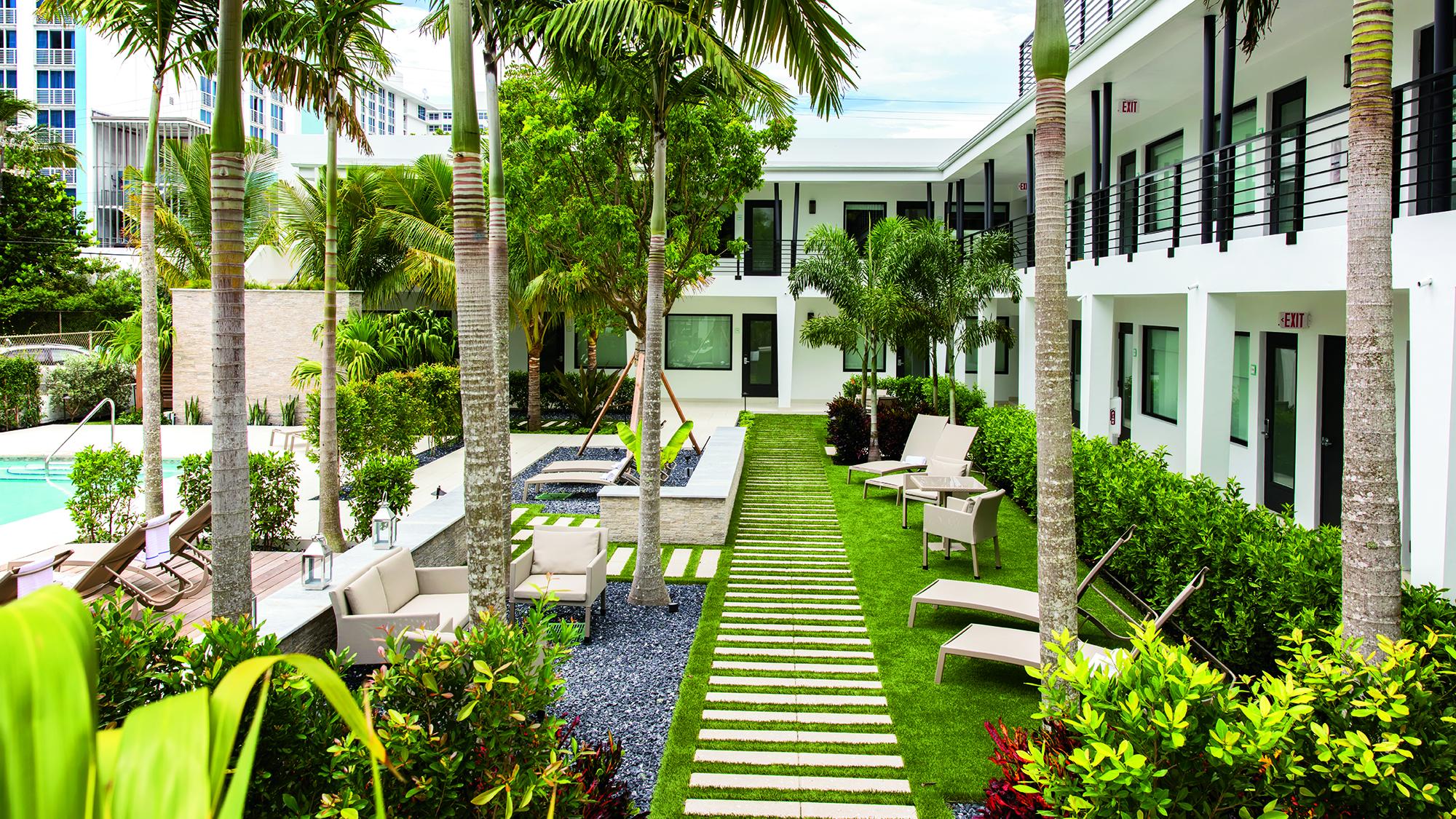 Ikona Hotel Opens On Lauderdale Beach Travel Weekly