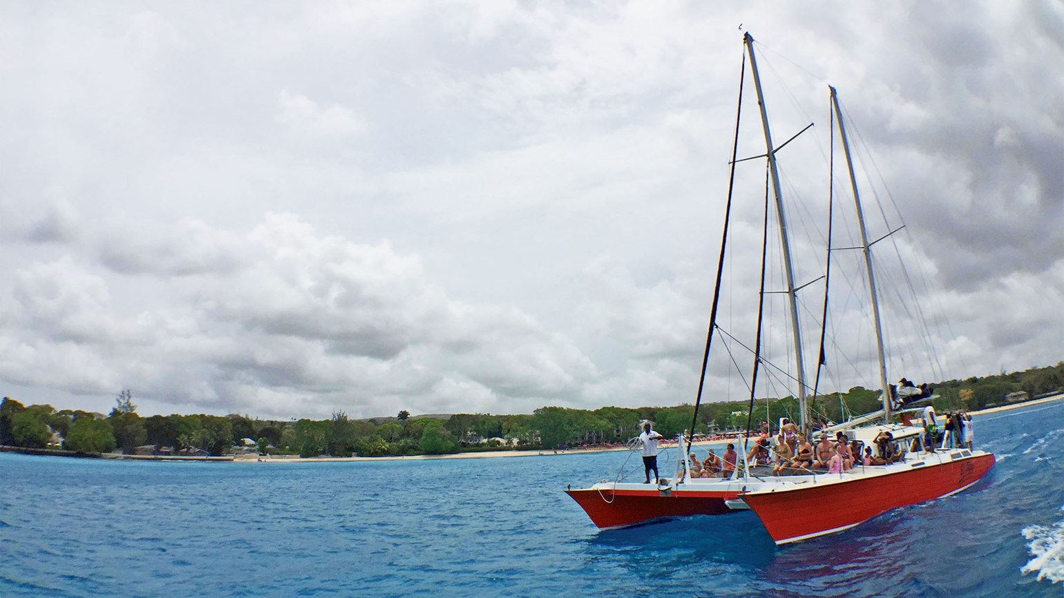 Barbados: Beauty on land and sea