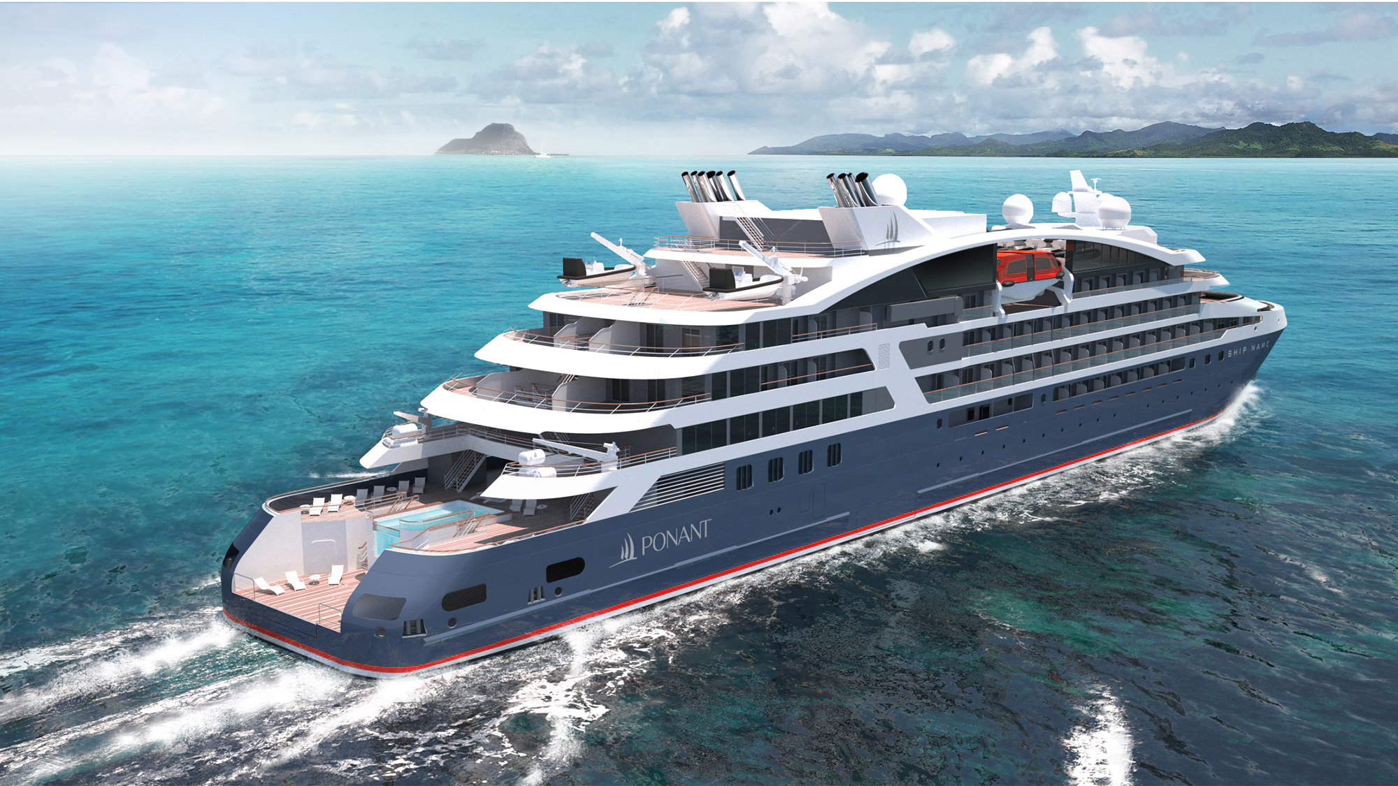 Ponant Naming Expedition Ships After French Explorers