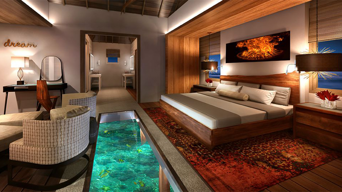 Sandals Constructing More Overwater Bungalows At Jamaica