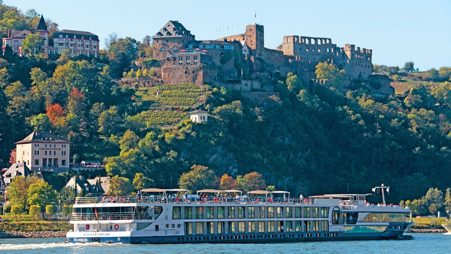TourRadar wades into the river cruise market
