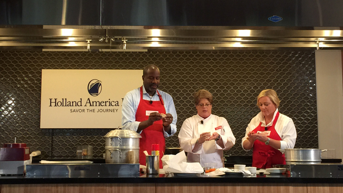 Holland America Line partners with America\'s Test Kitchen: Travel ...