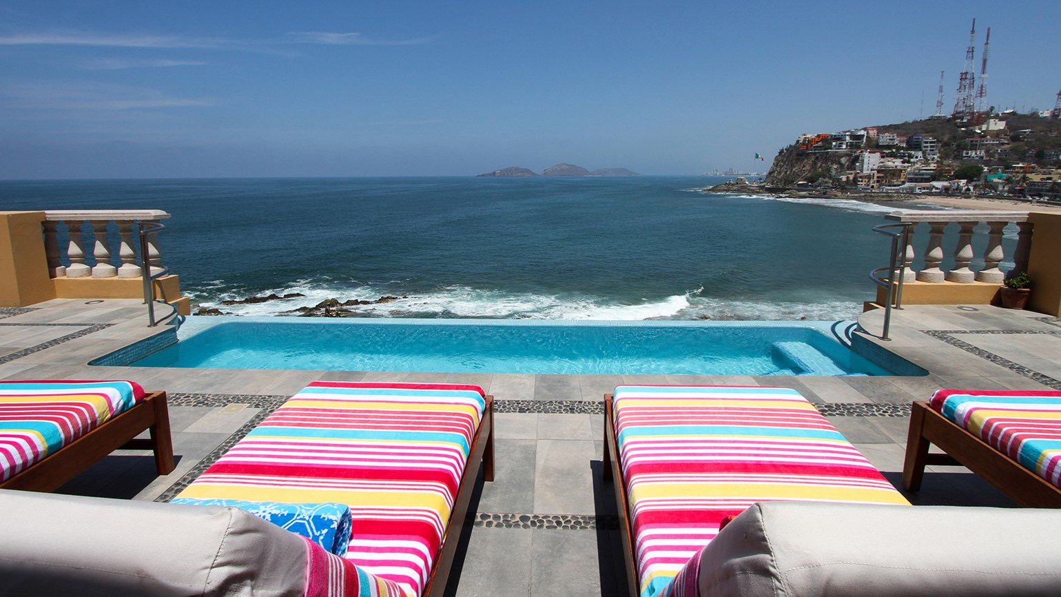 Packages at Mazatlan's Casa Lucila