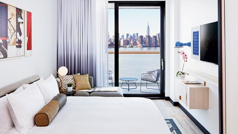 Hoteliers becoming hip to Brooklyn as prime destination