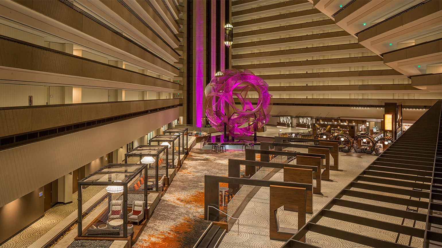 Hyatt Regency San Francisco completes renovation