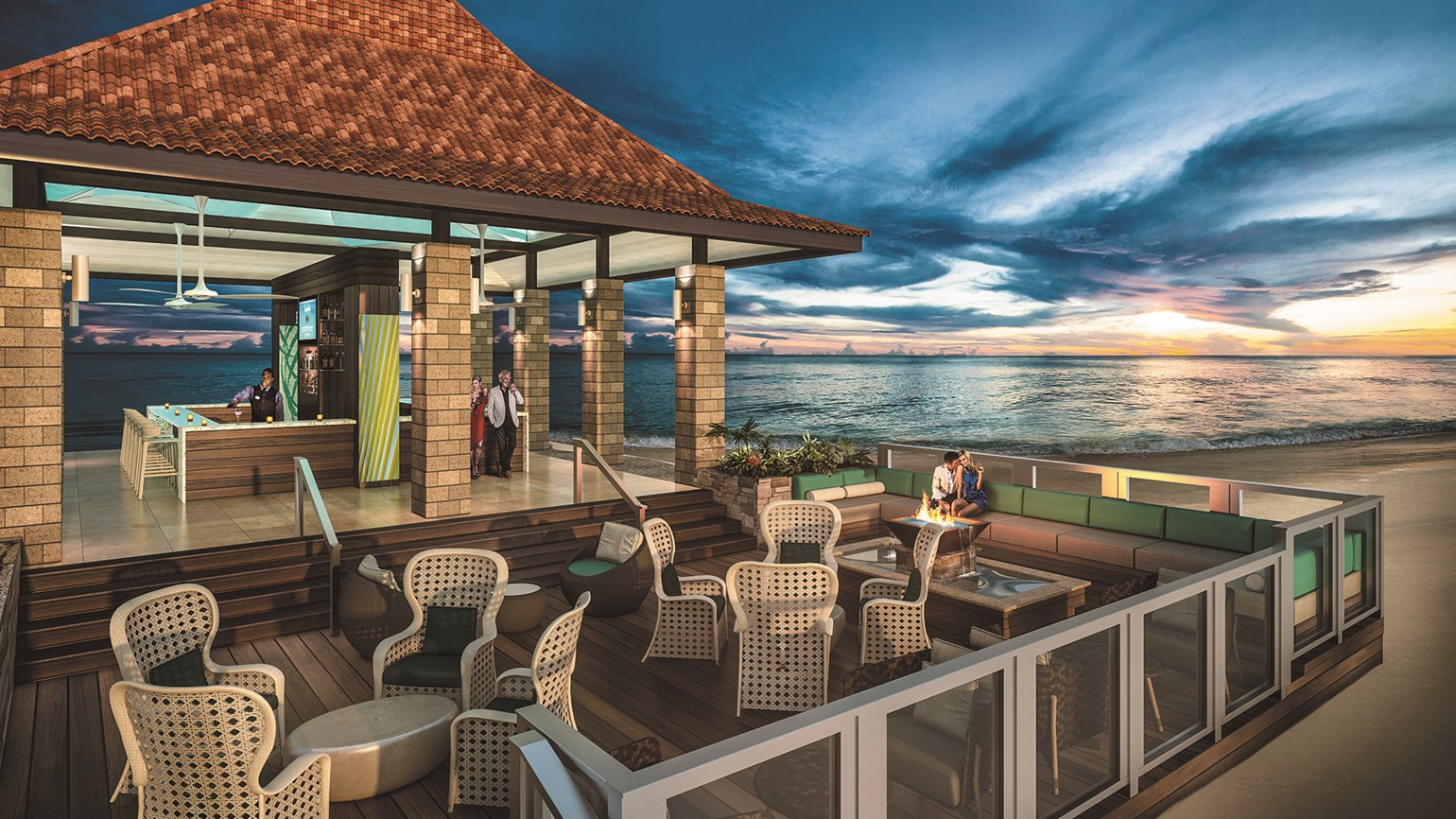 Sandals Montego Bay debuts property upgrades