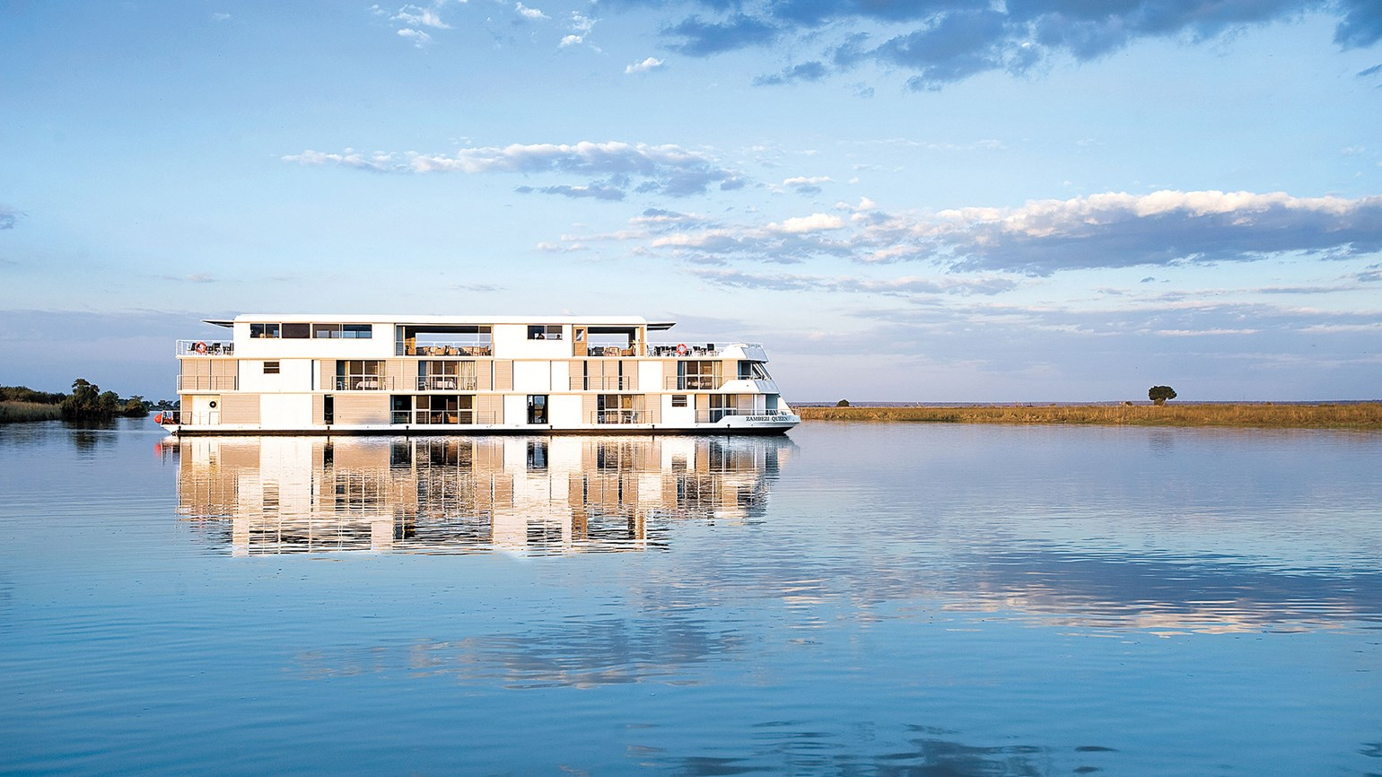 AmaWaterways debuts new Africa itinerary