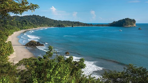 Riches of ecotourism in Costa Rica