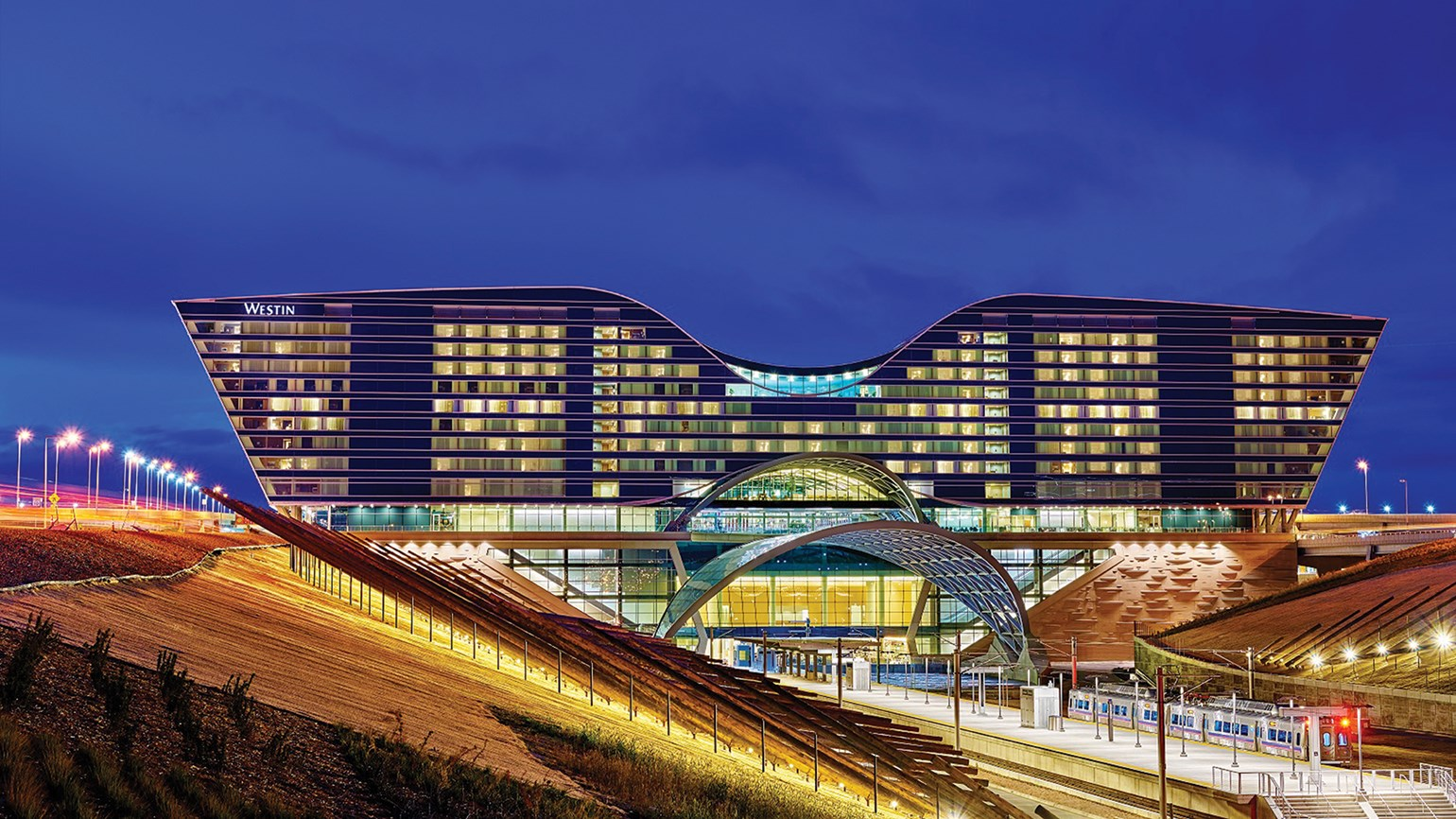 Hotels By Airport Denver
