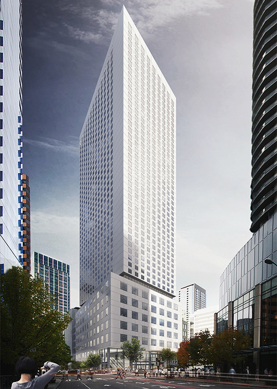 Hyatt To Operate Large Convention Hotel In Seattle Travel Weekly