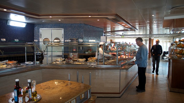 La Veranda on Deck 11 will be given an aesthetic overhaul as well as a new grill, so guests can enjoy freshly grilled meals during lunch and dinner.