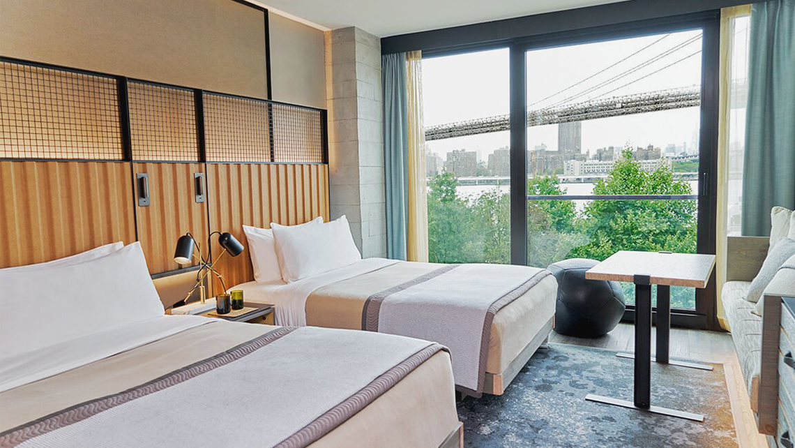 1 Hotel Brooklyn Bridge To Open In February Travel Weekly