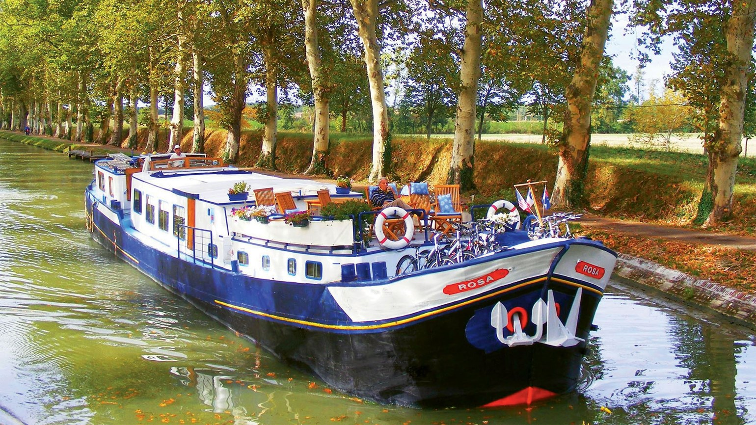 European Waterways features 'Early Bird' discounts on select 2017 cruises