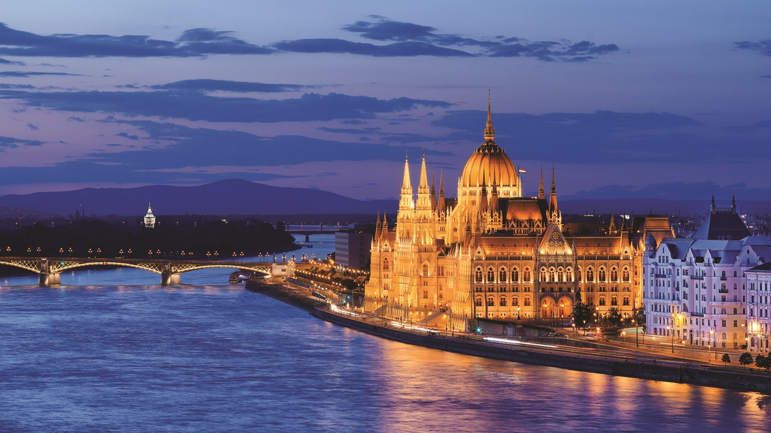 Central Europe river cruise, from $630