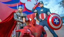 Disney cruises to have Marvel Day at Sea