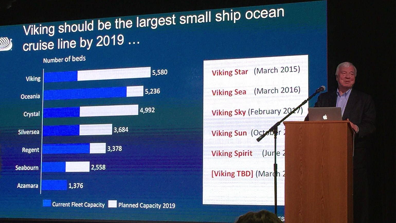 Viking to sail ocean cruises in Asia, Australia and Alaska